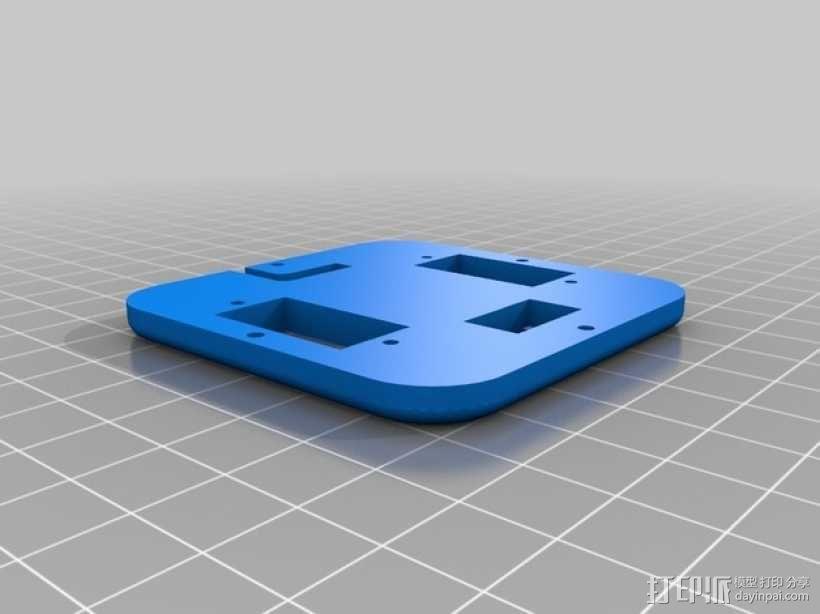 机器人鲍勃 3D模型  图5