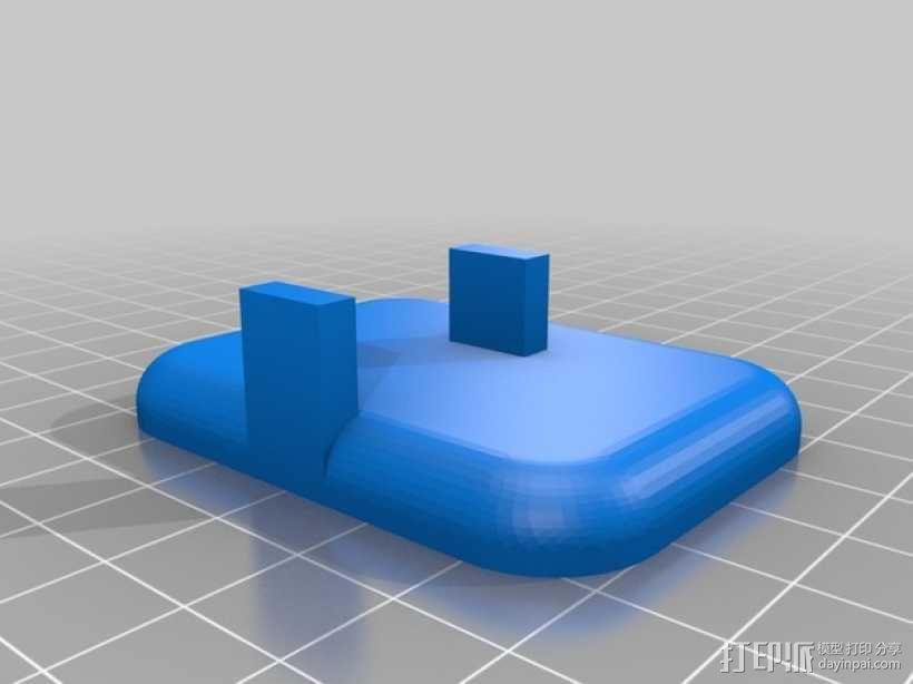 机器人鲍勃 3D模型  图7