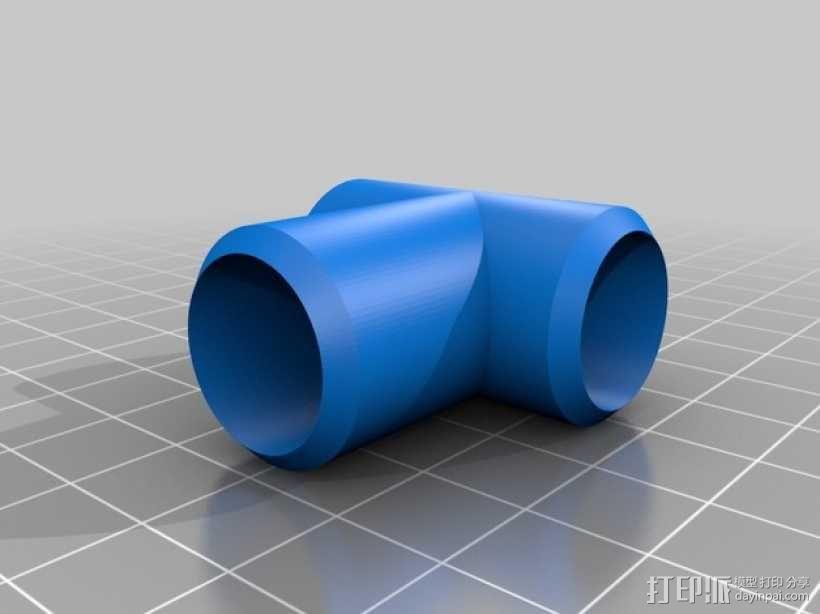 起落架 3D模型  图3