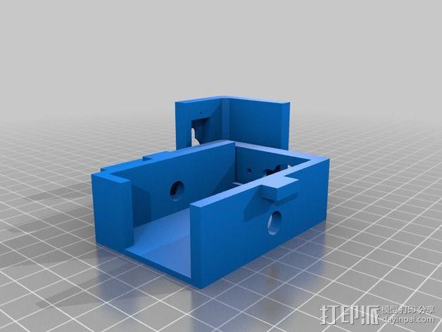 相机常平架 3D模型  图2
