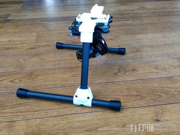 圆管配适器 3D模型  图3