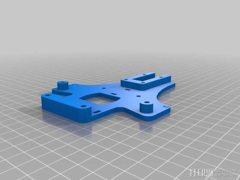 三轴飞行器 3D模型  图6
