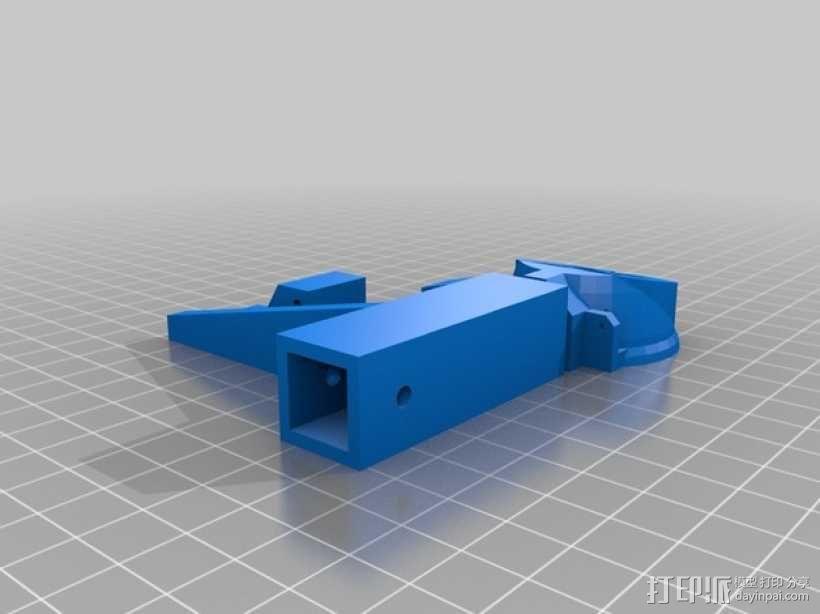 三轴飞行器 3D模型  图7