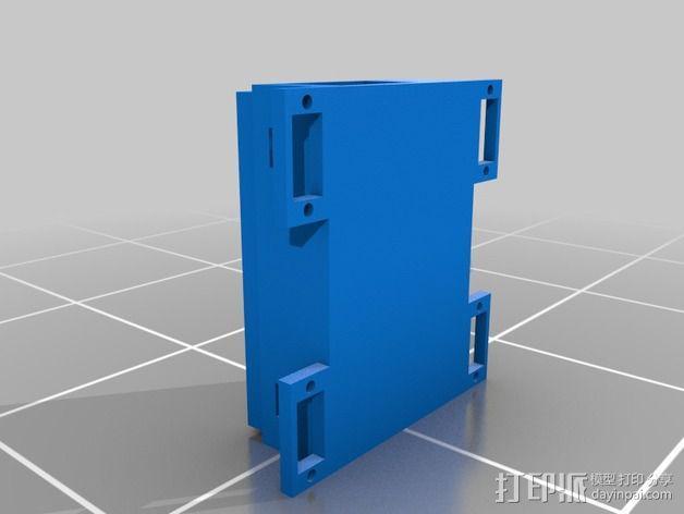 Gizmo四足机器人 3D模型  图2