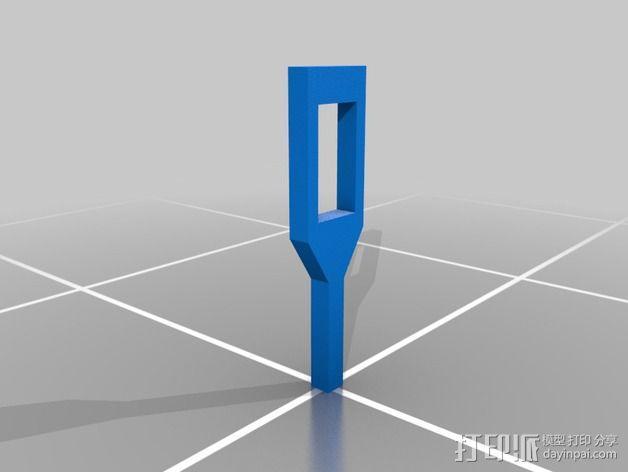 Gizmo四足机器人 3D模型  图4