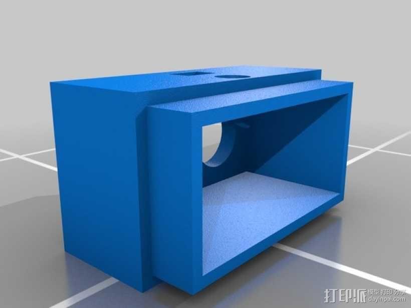 Gizmo四足机器人 3D模型  图7
