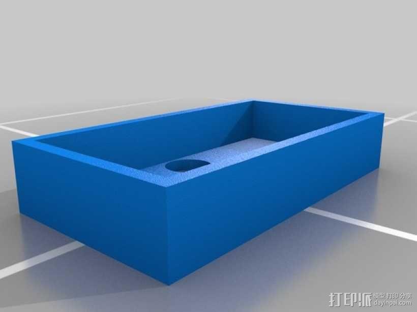 Gizmo四足机器人 3D模型  图8