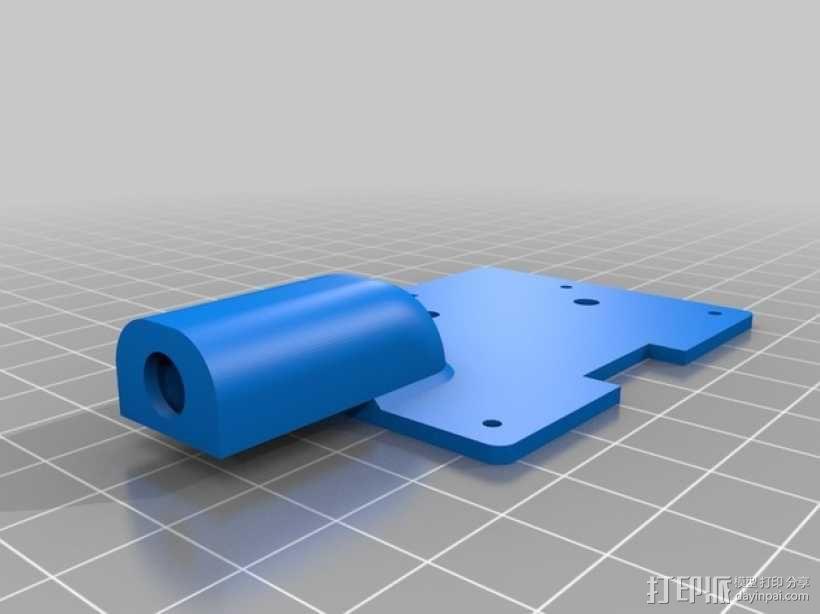 天线延长器  3D模型  图2