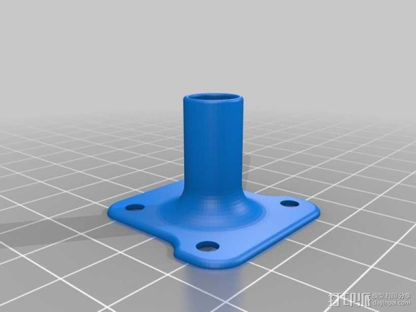 APM 2.6 GPS模块外壳 3D模型  图9