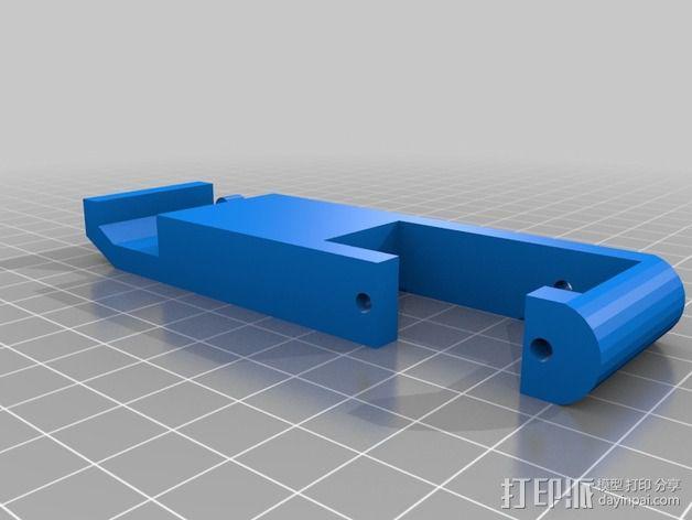 TISJ1人形机器人 3D模型  图4