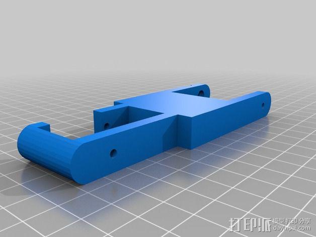 TISJ1人形机器人 3D模型  图6