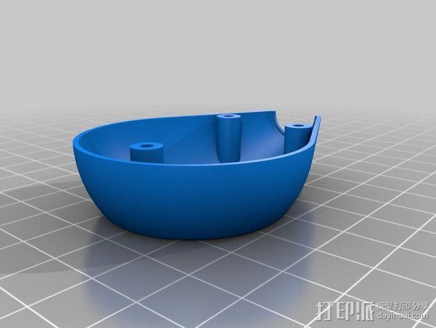 迷你摄影机支架 3D模型  图5