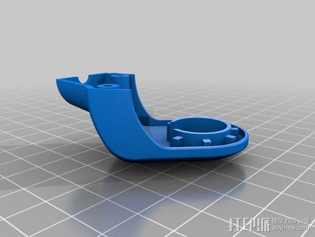 迷你摄影机支架 3D模型  图6
