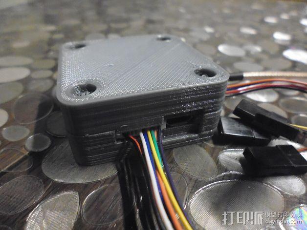 OpenPilot电路板外壳 3D模型  图5
