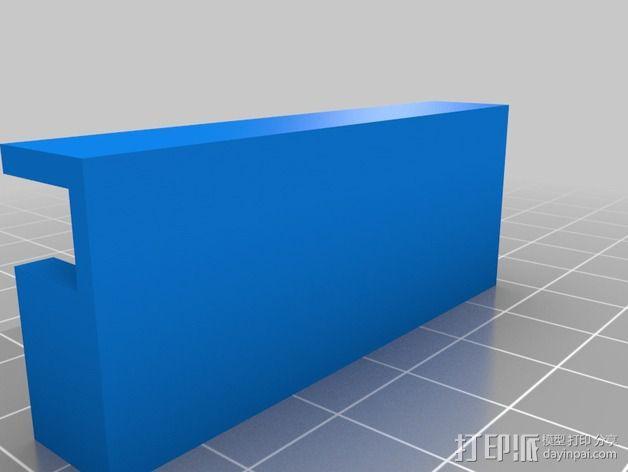 3dr数传模块 外壳 3D模型  图4