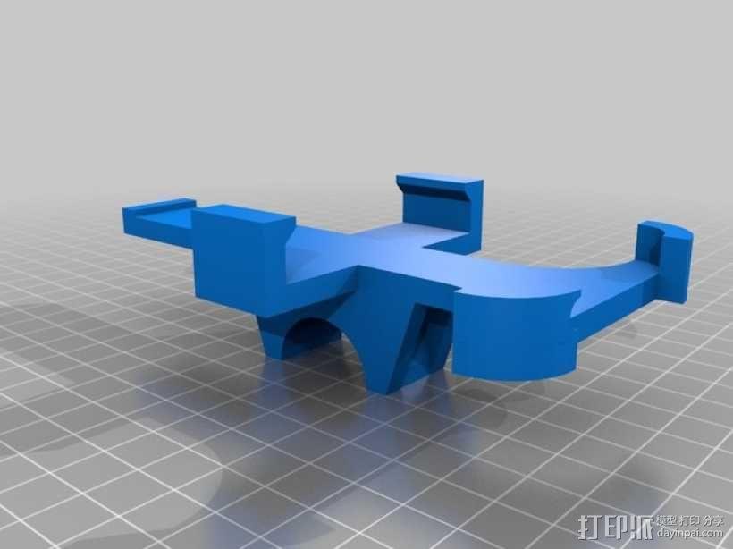 自行车 iPhone5手机架 3D模型  图2