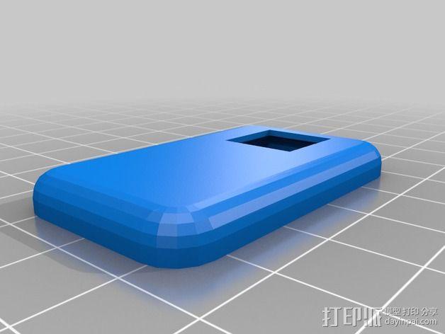 日产汽车 远程启动器 3D模型  图3