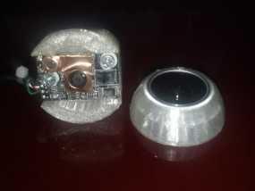 InMoov机器人眼睛 3D模型