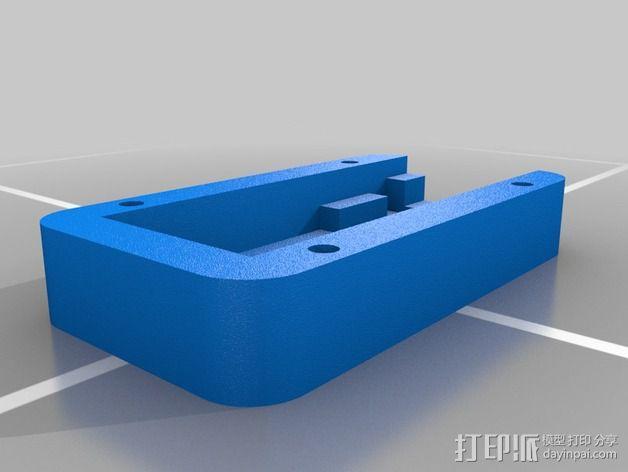 MinimOSD电路板外壳 3D模型  图6