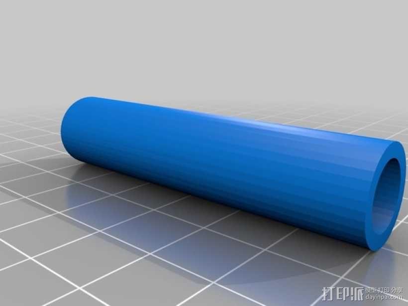 短号 3D模型  图11