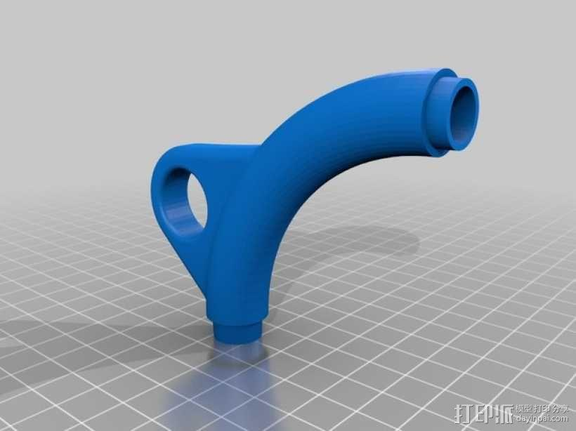 短号 3D模型  图15
