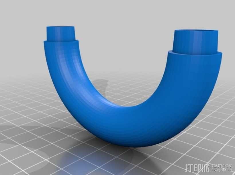 短号 3D模型  图17