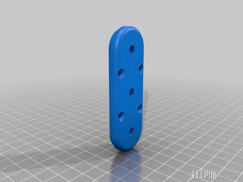 短号 3D模型  图18