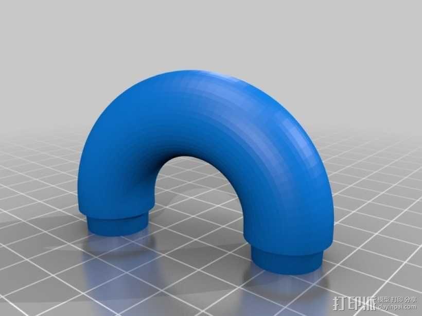 短号 3D模型  图20