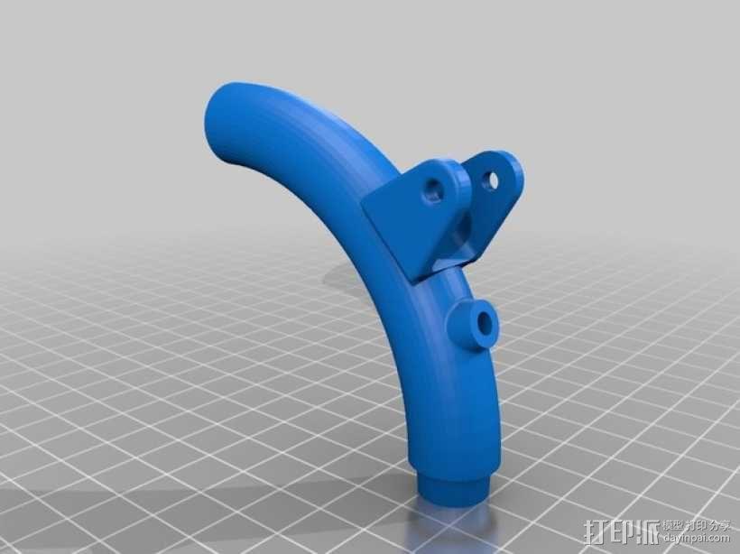 短号 3D模型  图22