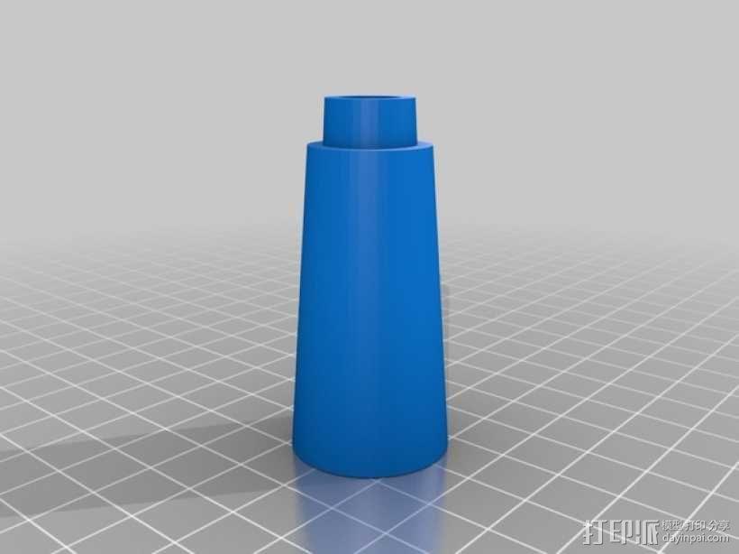 短号 3D模型  图24