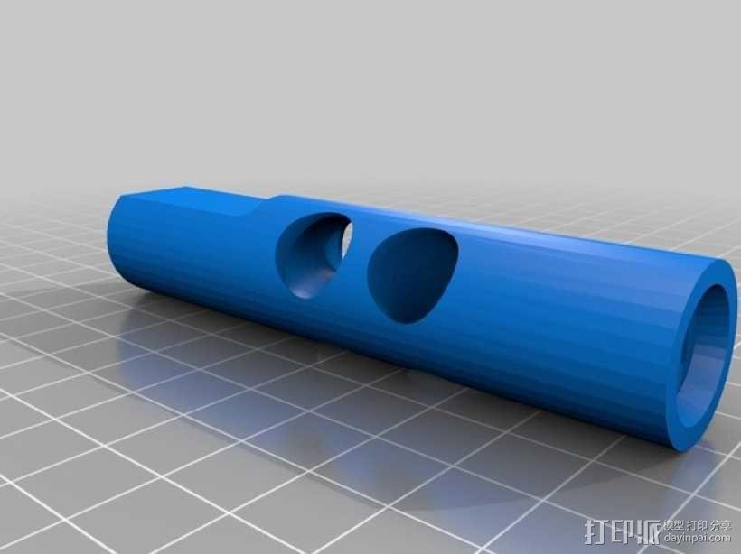 短号 3D模型  图26