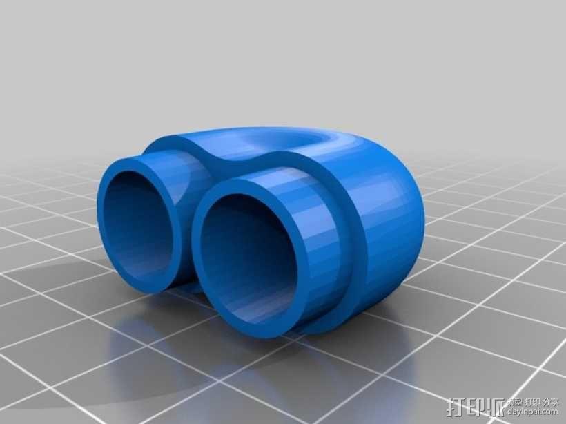 短号 3D模型  图25