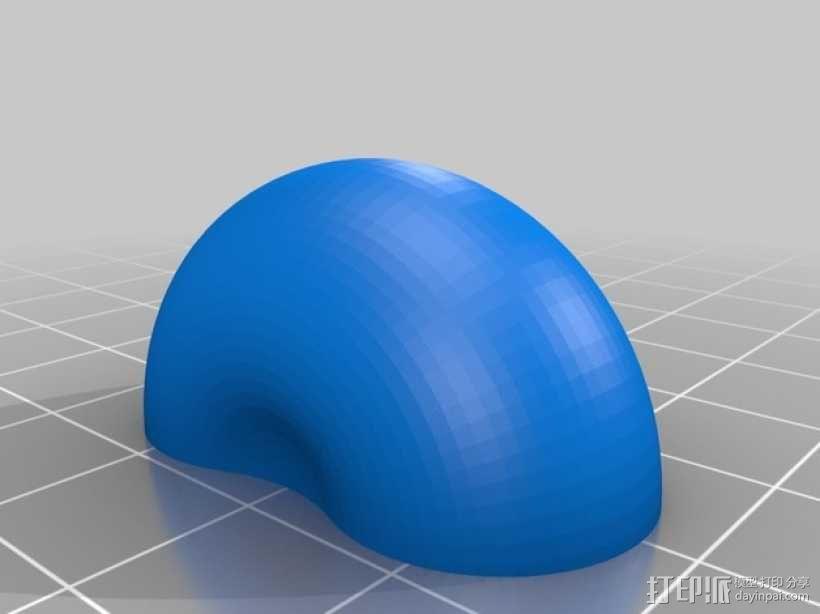 短号 3D模型  图28