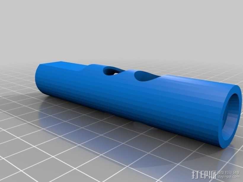 短号 3D模型  图27