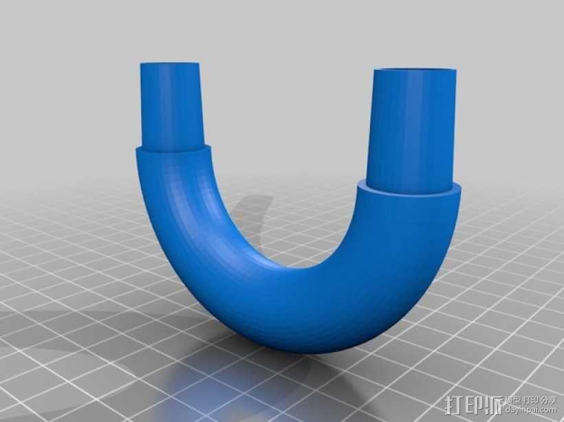 短号 3D模型  图30