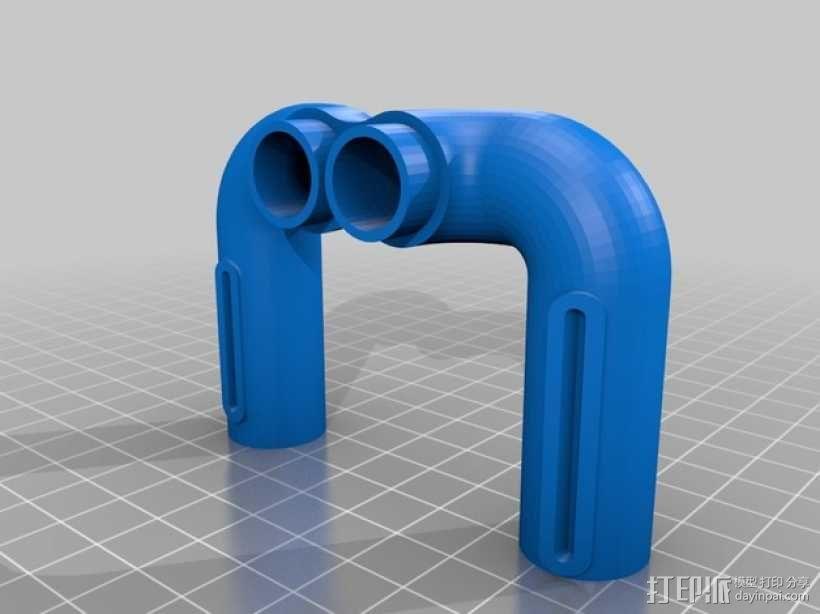 短号 3D模型  图32