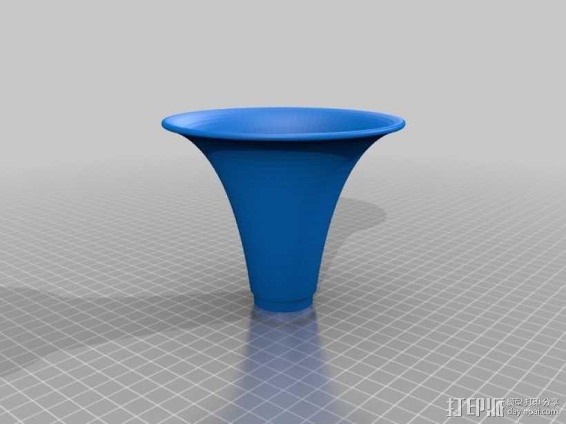 短号 3D模型  图33