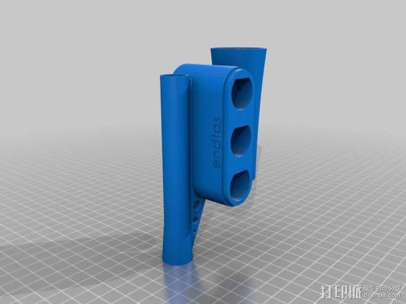 短号 3D模型  图34