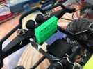 Axial SCX10遥控攀爬车 电池支架 3D模型 图2