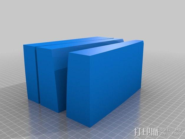 冲浪板 3D模型  图3