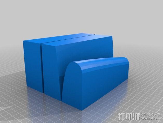 冲浪板 3D模型  图5
