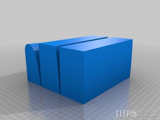 冲浪板 3D模型  图4