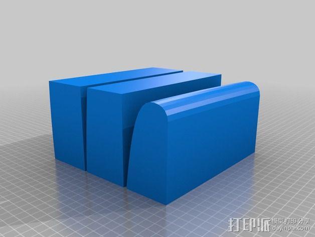 冲浪板 3D模型  图6