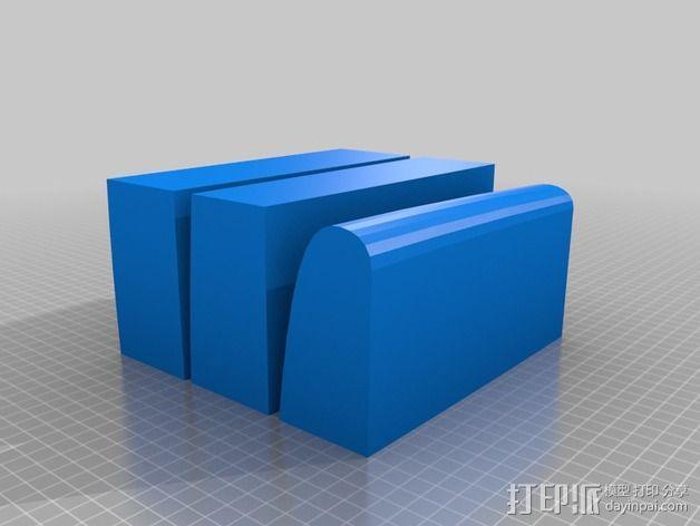 冲浪板 3D模型  图7
