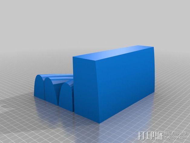 冲浪板 3D模型  图8