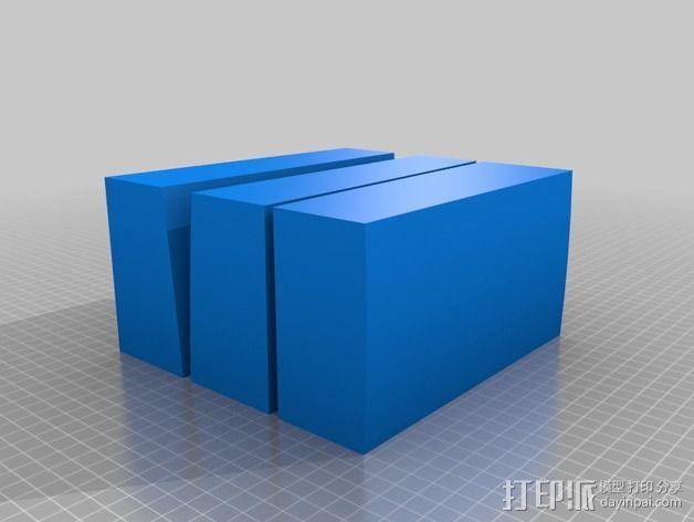 冲浪板 3D模型  图10