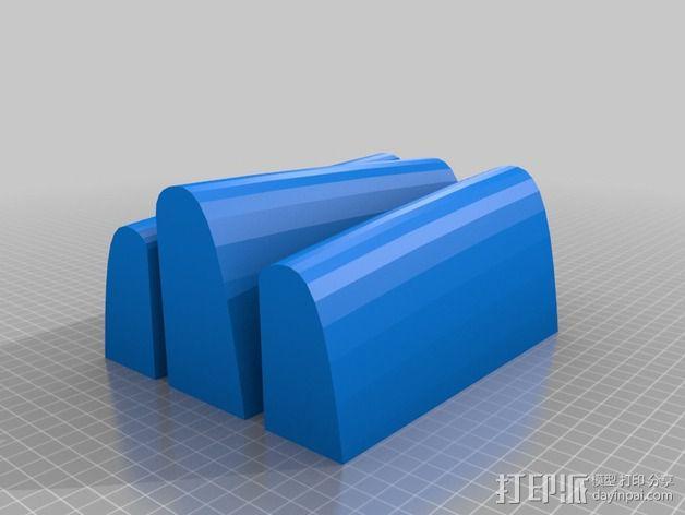 冲浪板 3D模型  图12