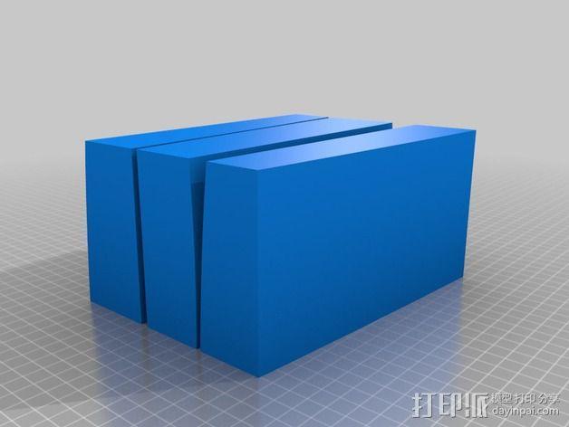 冲浪板 3D模型  图13