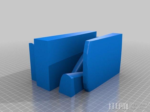 冲浪板 3D模型  图15