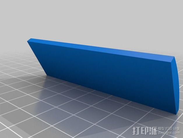 钓鱼绕线轮  3D模型  图6